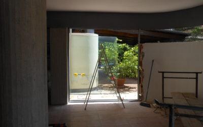 Apertura finestroni