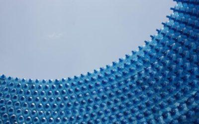 I-CONO: un'architettura di plastica e acqua a Città del Messico
